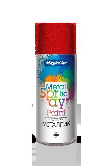 Краска металлик