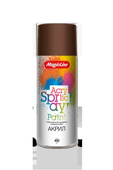 Краска Шоколад RAL8017 (265г)