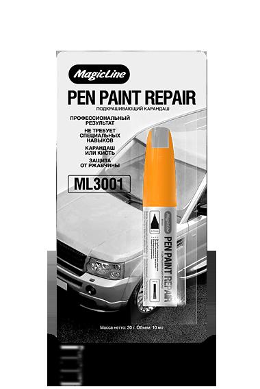 Подкрашивающий карандаш белый 10мл