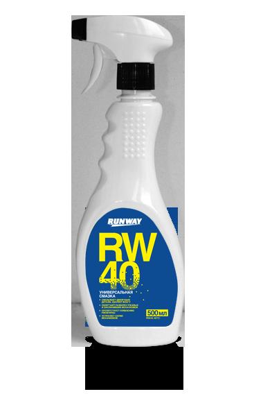 Спрей проникающий для механизмов RW40 (RUNWAY)